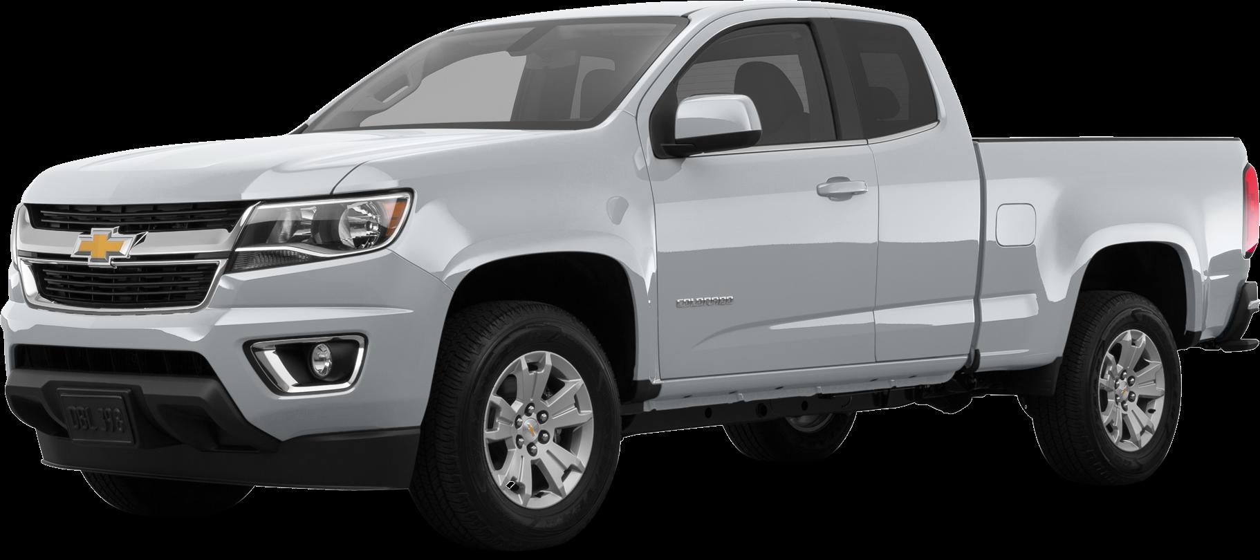 2017 Chevrolet Colorado Values Cars For Sale Kelley Blue Book