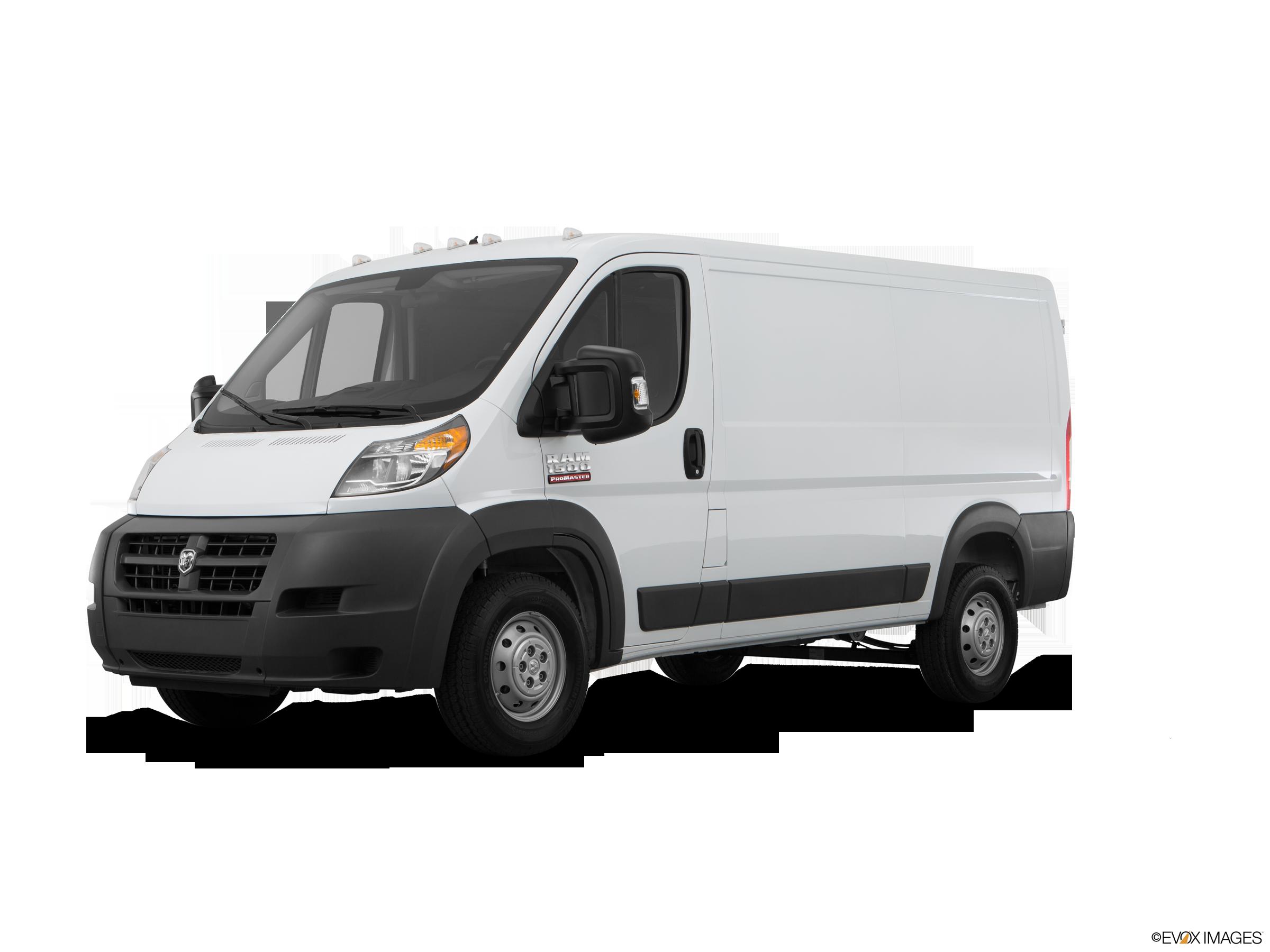 Used 2016 Ram Promaster Cargo Van 1500 Low Roof Van 3d Prices Kelley Blue Book