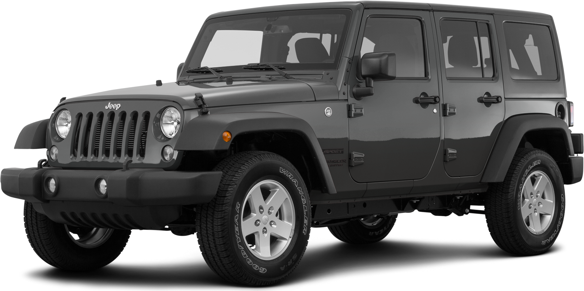 2016 Jeep Wrangler Values Cars For Sale Kelley Blue Book