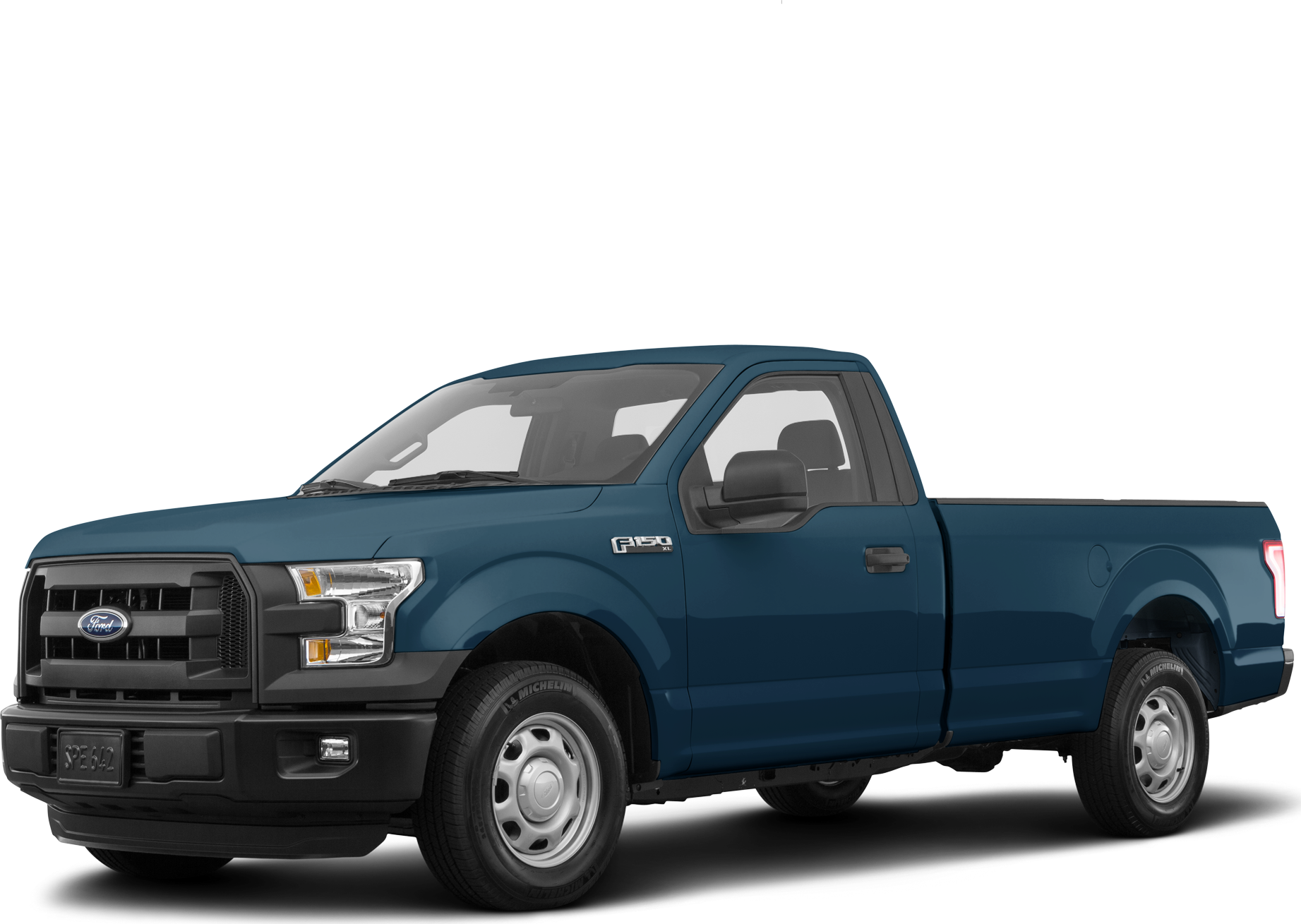 For 15-18 Ford F-150 2-DR Super Cab Rear Door Window Glass Driver//Left W//Logo OE