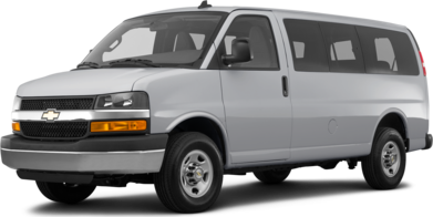 Used 2017 Chevrolet Express 2500 Passenger Values Cars For Sale