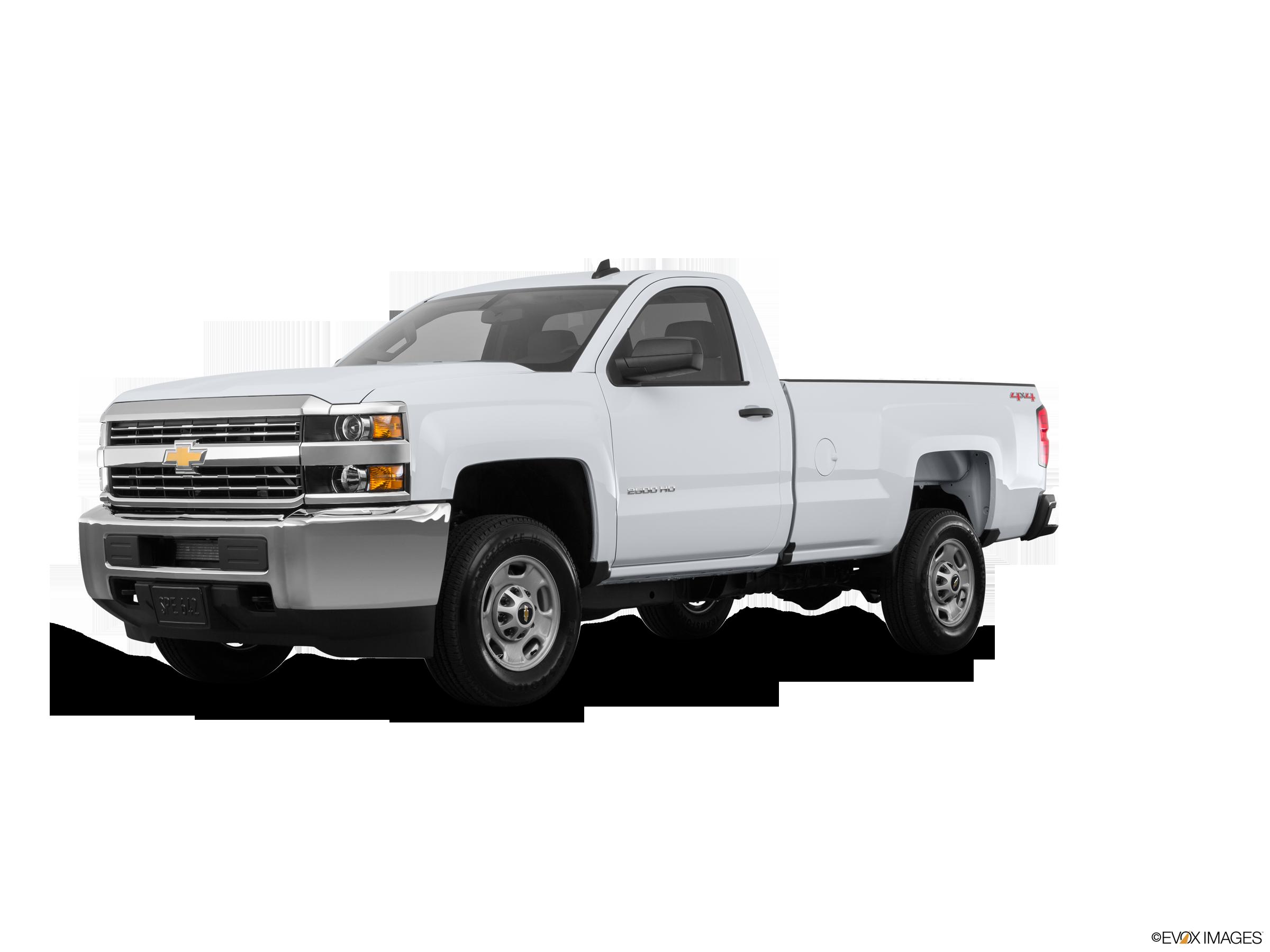 2017 Chevrolet Silverado 2500 Values Cars For Sale Kelley Blue Book