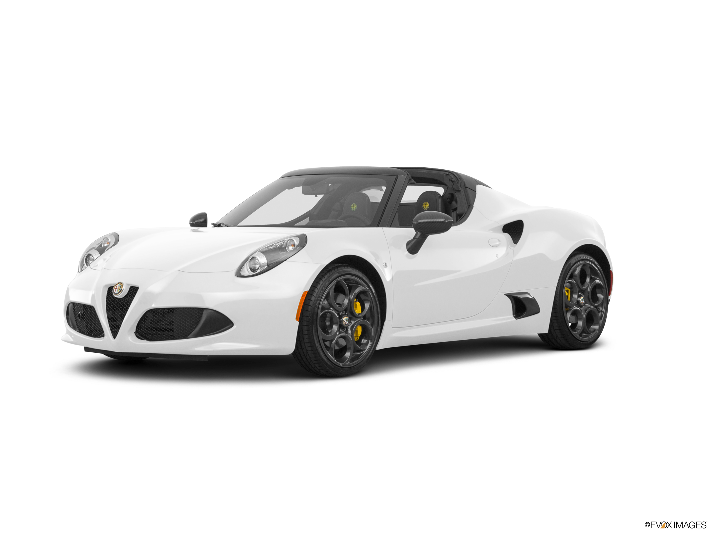 2016 Alfa Romeo 4c Spider Values Cars For Sale Kelley Blue Book