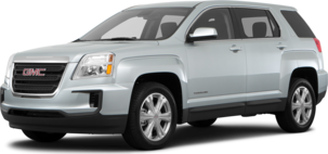 Used 2017 Gmc Terrain Sl Sport Utility 4d Prices Kelley Blue Book