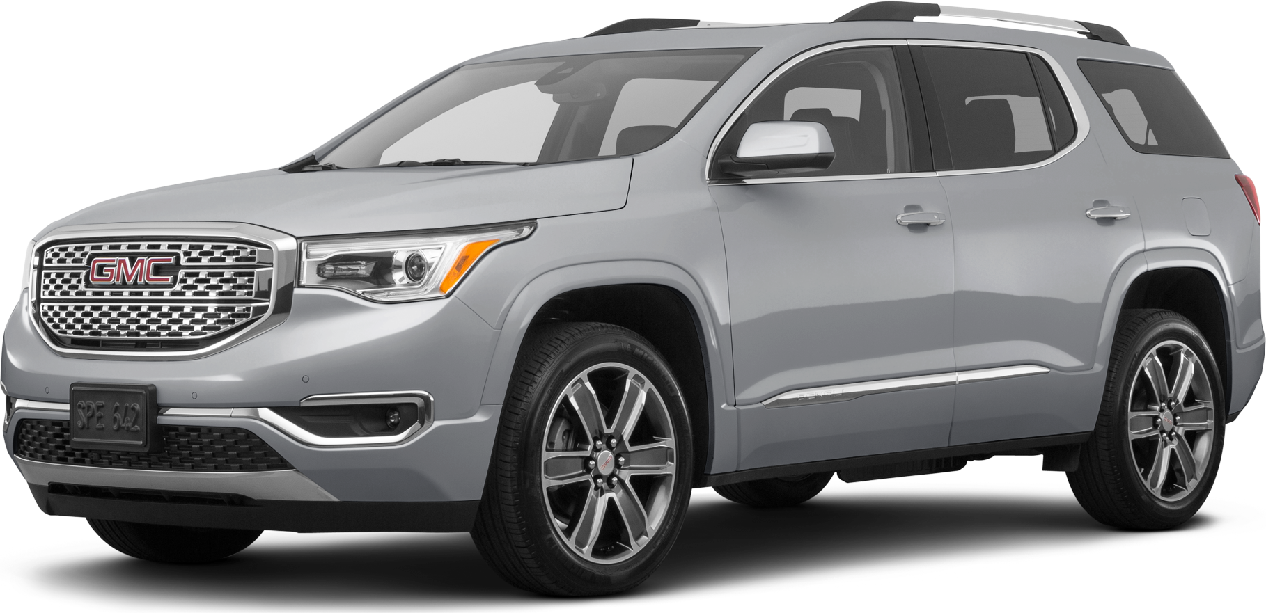New 2019 Gmc Acadia Denali Prices Kelley Blue Book