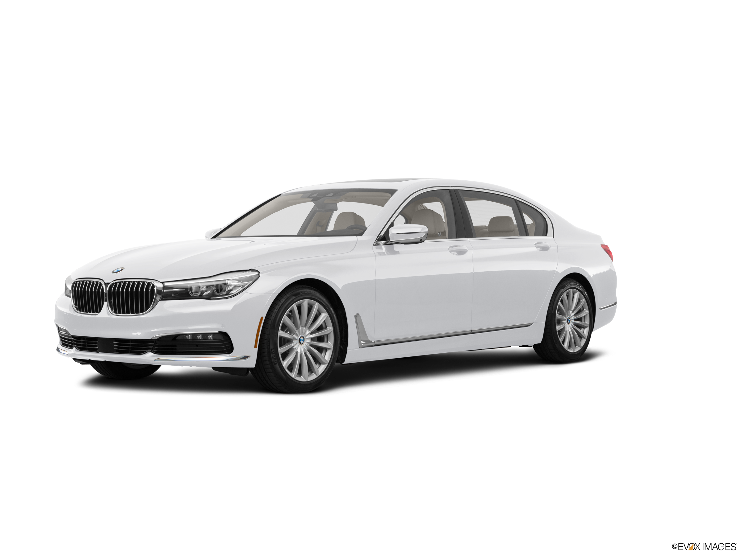 2017 Bmw 7 Series Values Cars For Sale Kelley Blue Book