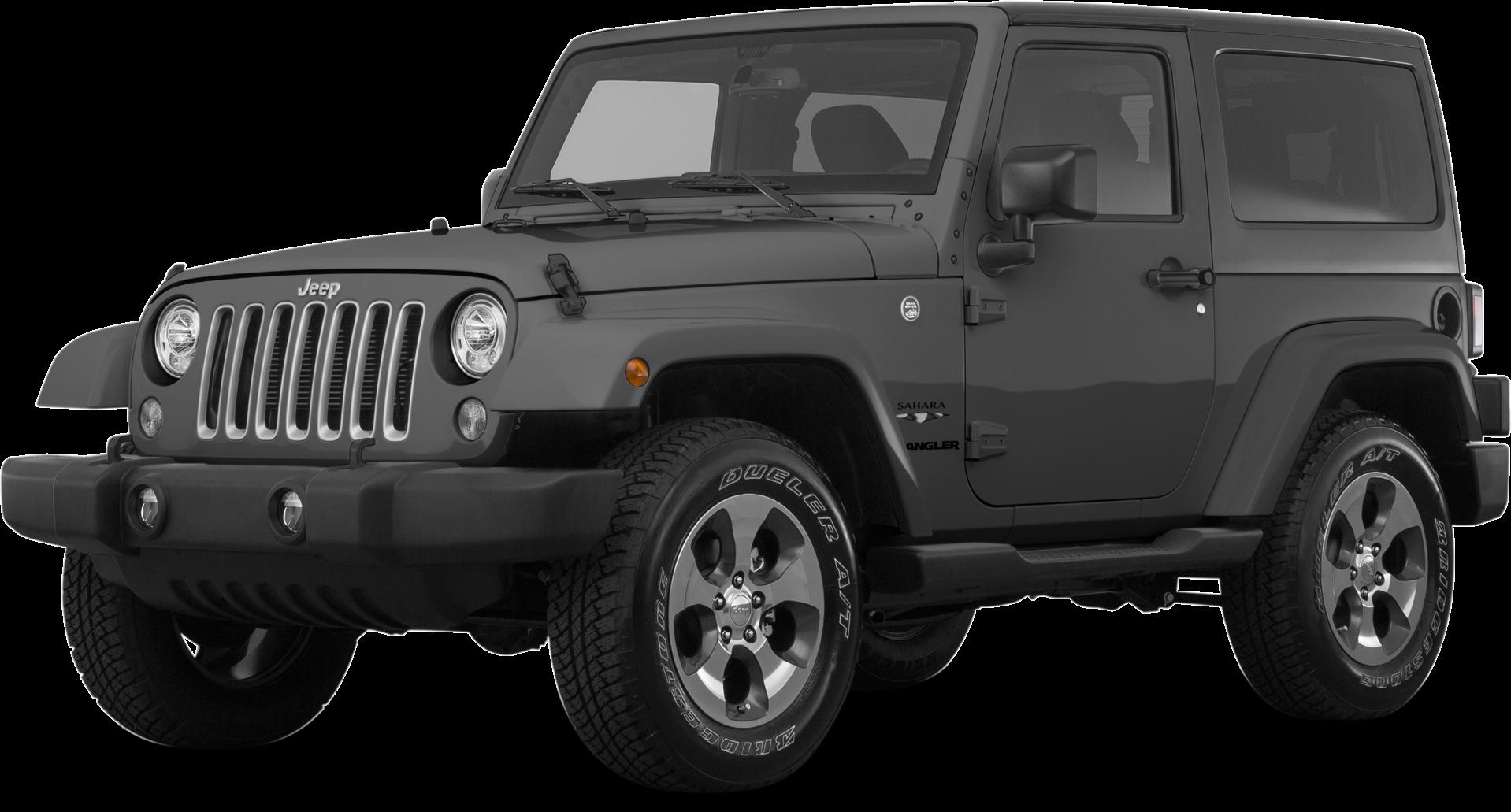 Used 2018 Jeep Wrangler Sahara Jk Sport Utility 2d Prices