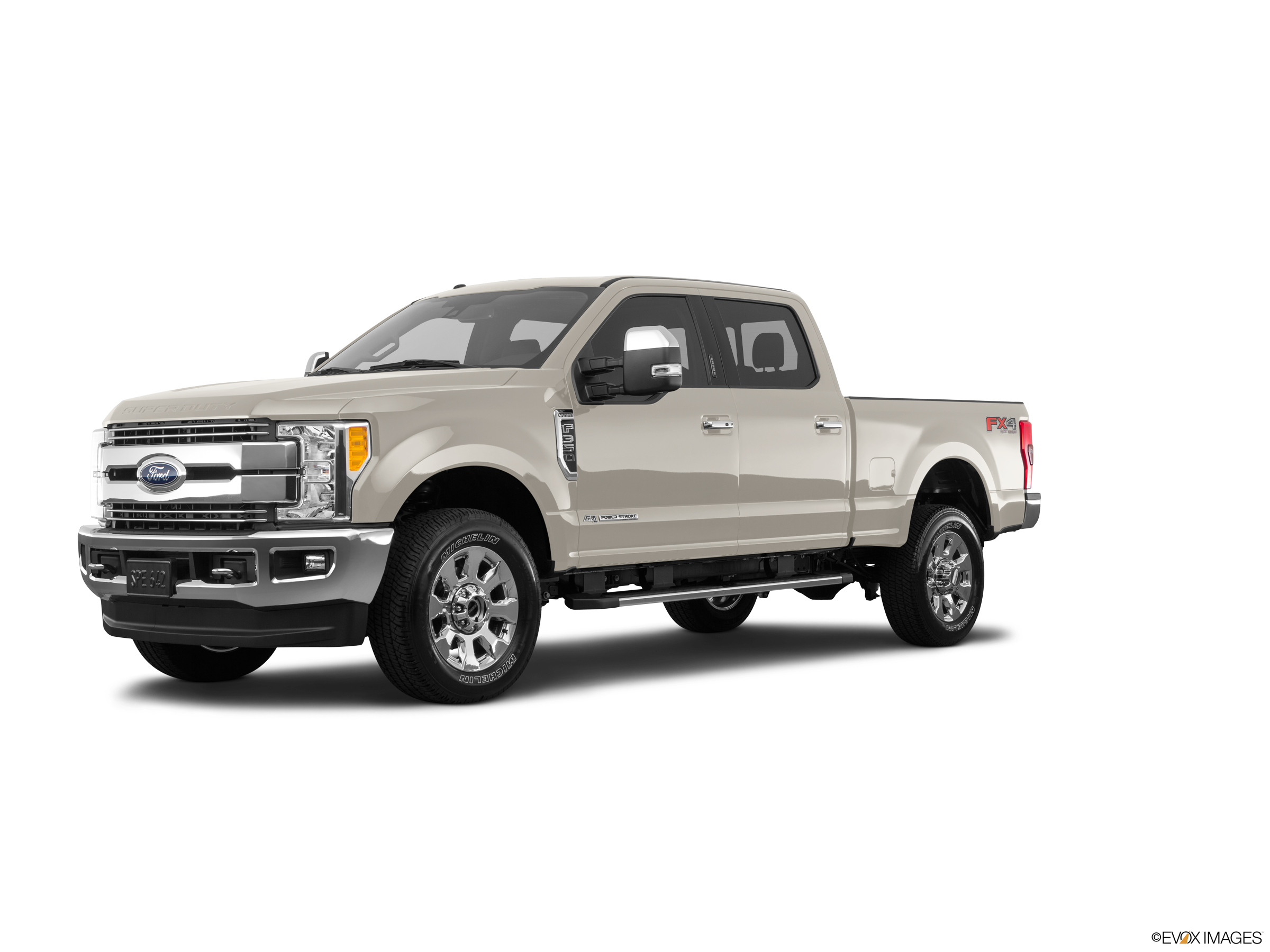 Used 2017 Ford F350 Super Duty Crew Cab King Ranch Pickup 4d 6 3 4 Ft Prices Kelley Blue Book