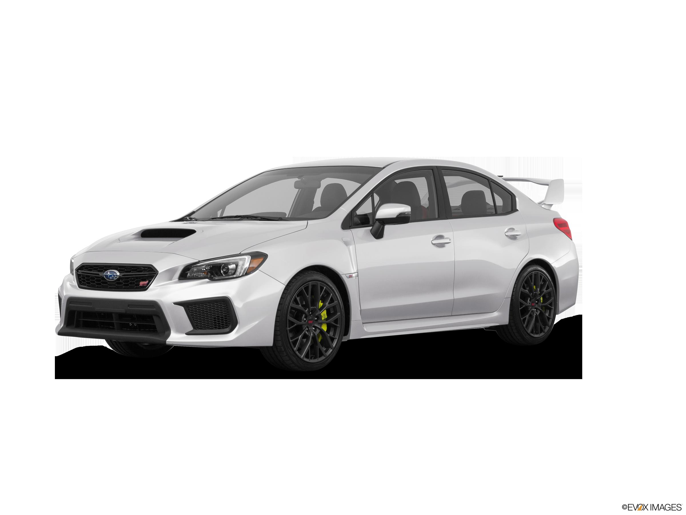 Used 2018 Subaru Wrx Wrx Sti Sedan 4d Prices Kelley Blue Book