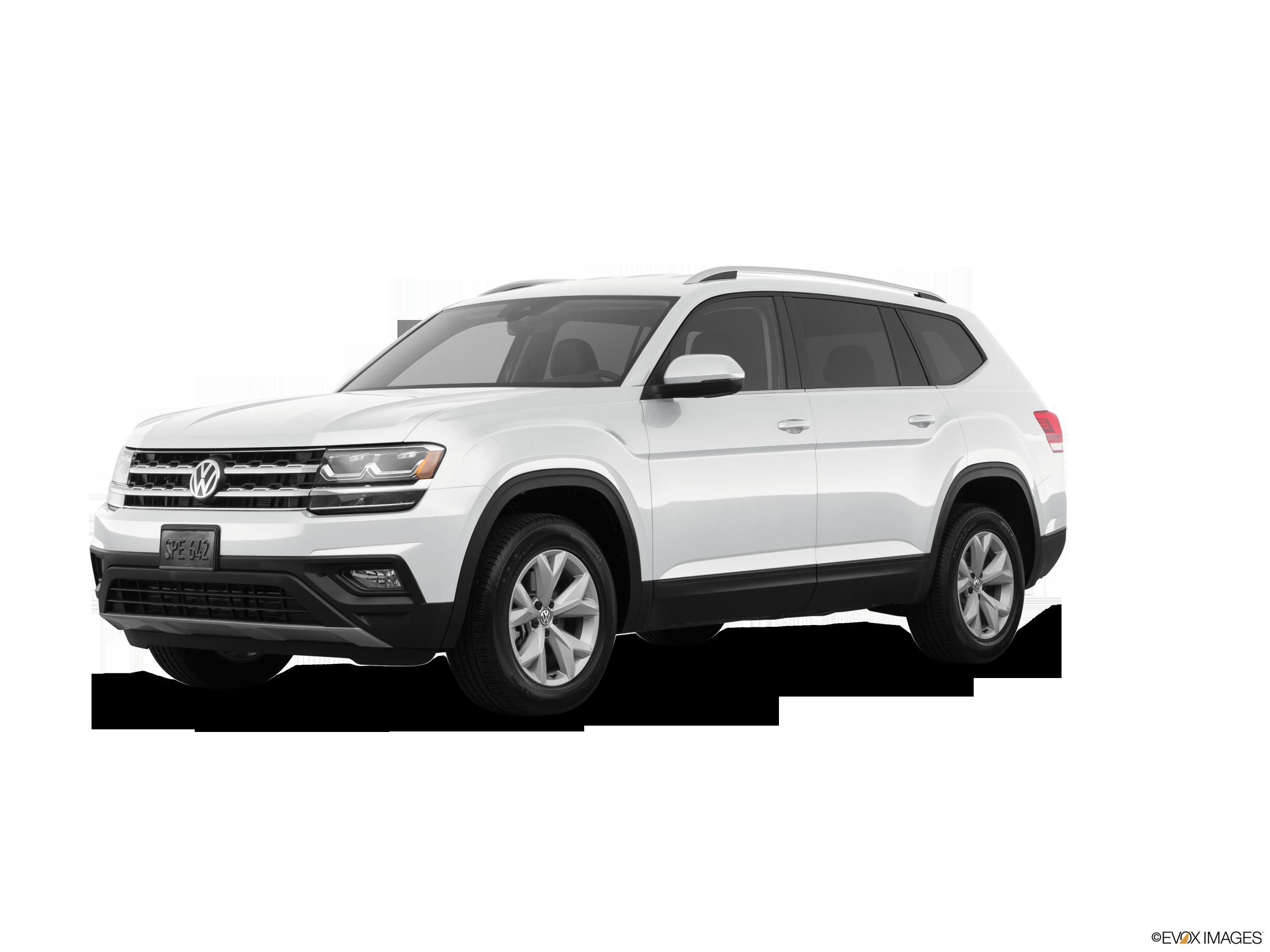 2018 Volkswagen Atlas Values Cars For Sale Kelley Blue Book