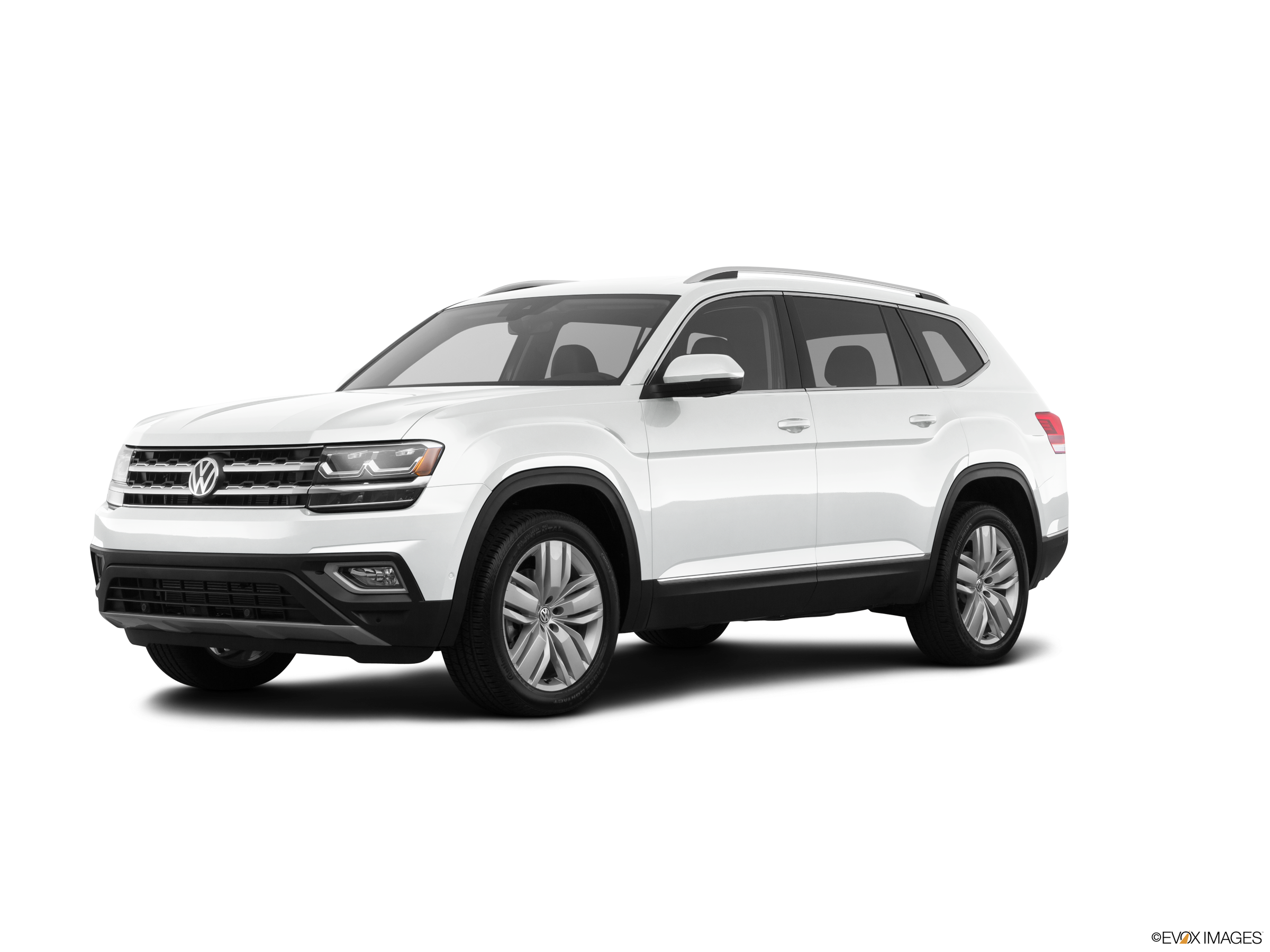 Used 2019 Volkswagen Atlas Sel Premium 4motion Sport Utility 4d Prices Kelley Blue Book