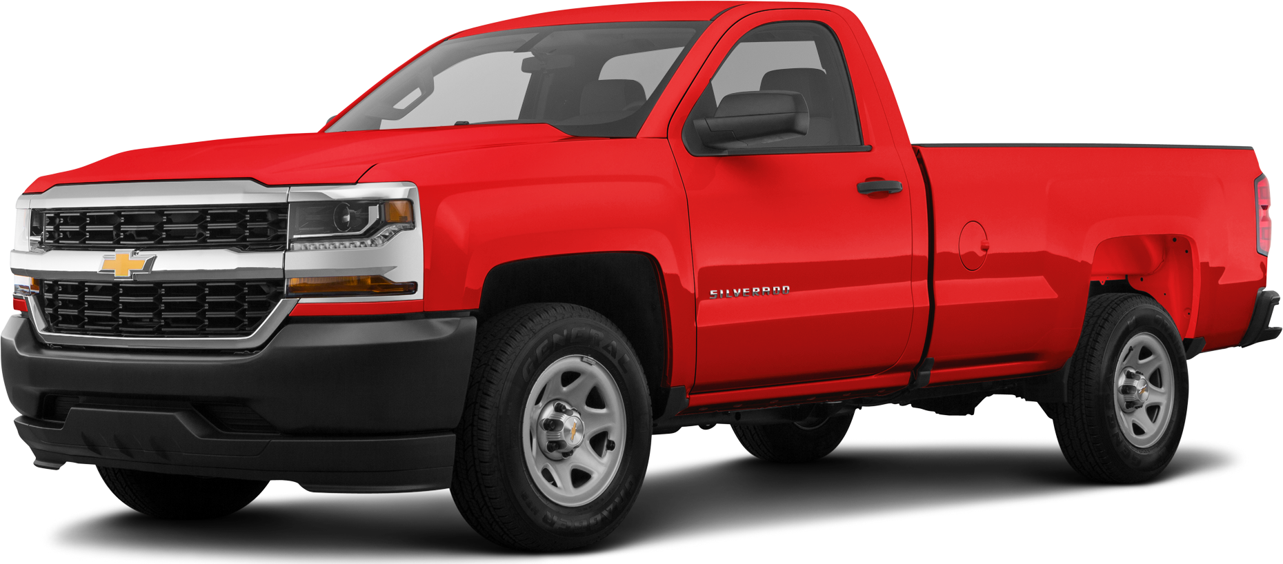 2018 Chevrolet Silverado 1500 Values Cars For Sale Kelley Blue Book