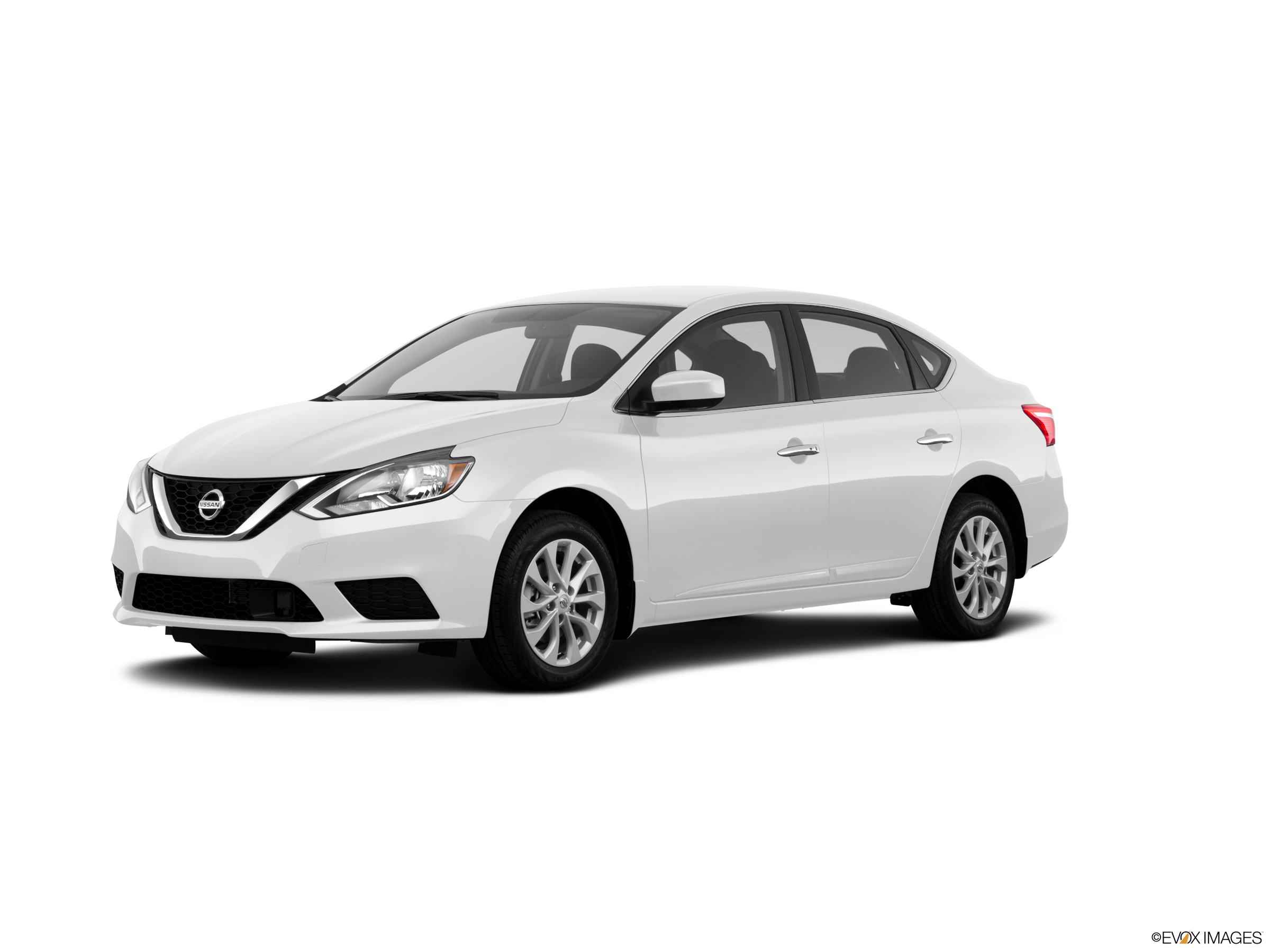 Used 2018 Nissan Sentra Sv Sedan 4d Prices Kelley Blue Book