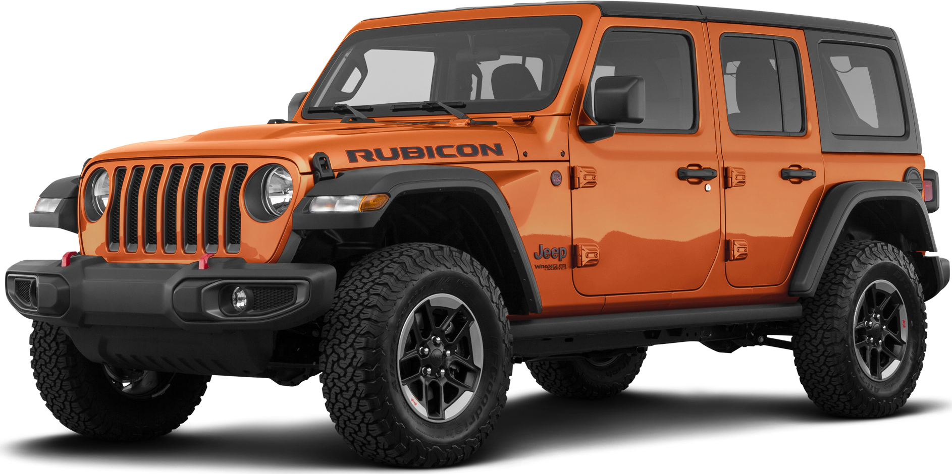 Types Of Jeeps >> 2019 Jeep Wrangler Pricing Reviews Ratings Kelley Blue Book