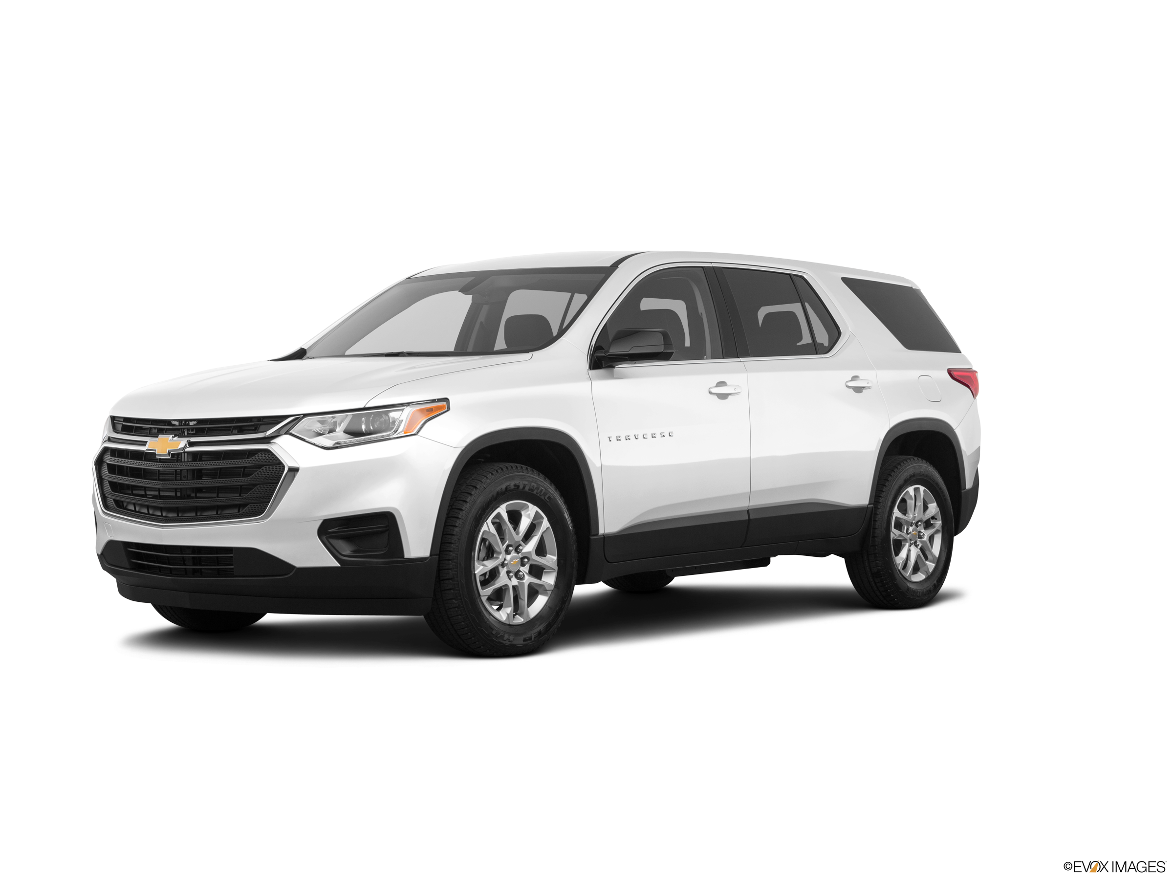 New 2020 Chevrolet Traverse Ls Prices Kelley Blue Book