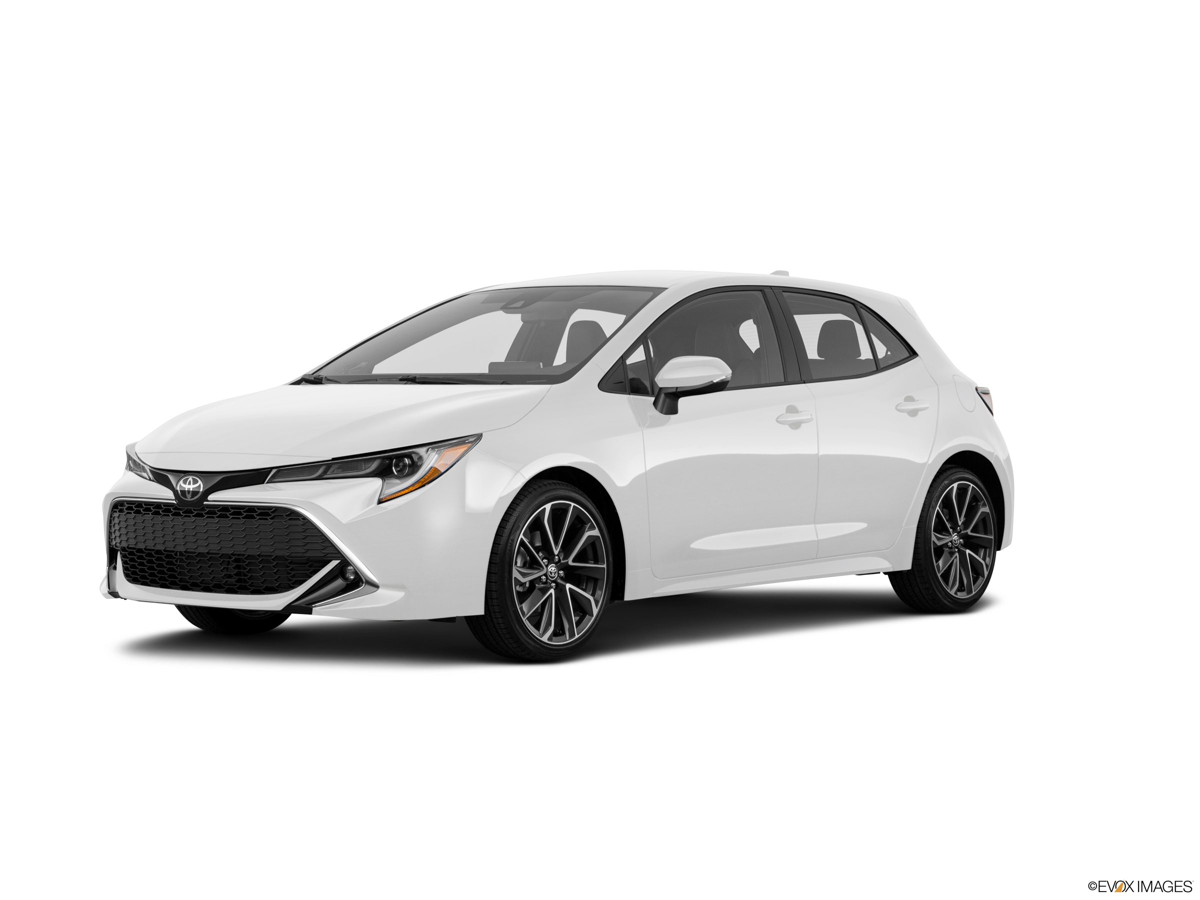 New 2020 Toyota Corolla Hatchback Xse Prices Kelley Blue Book