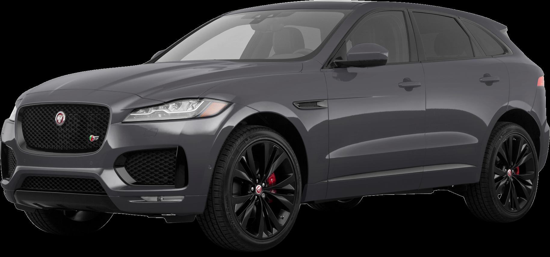 2019 Jaguar F Pace Values Cars For Sale Kelley Blue Book