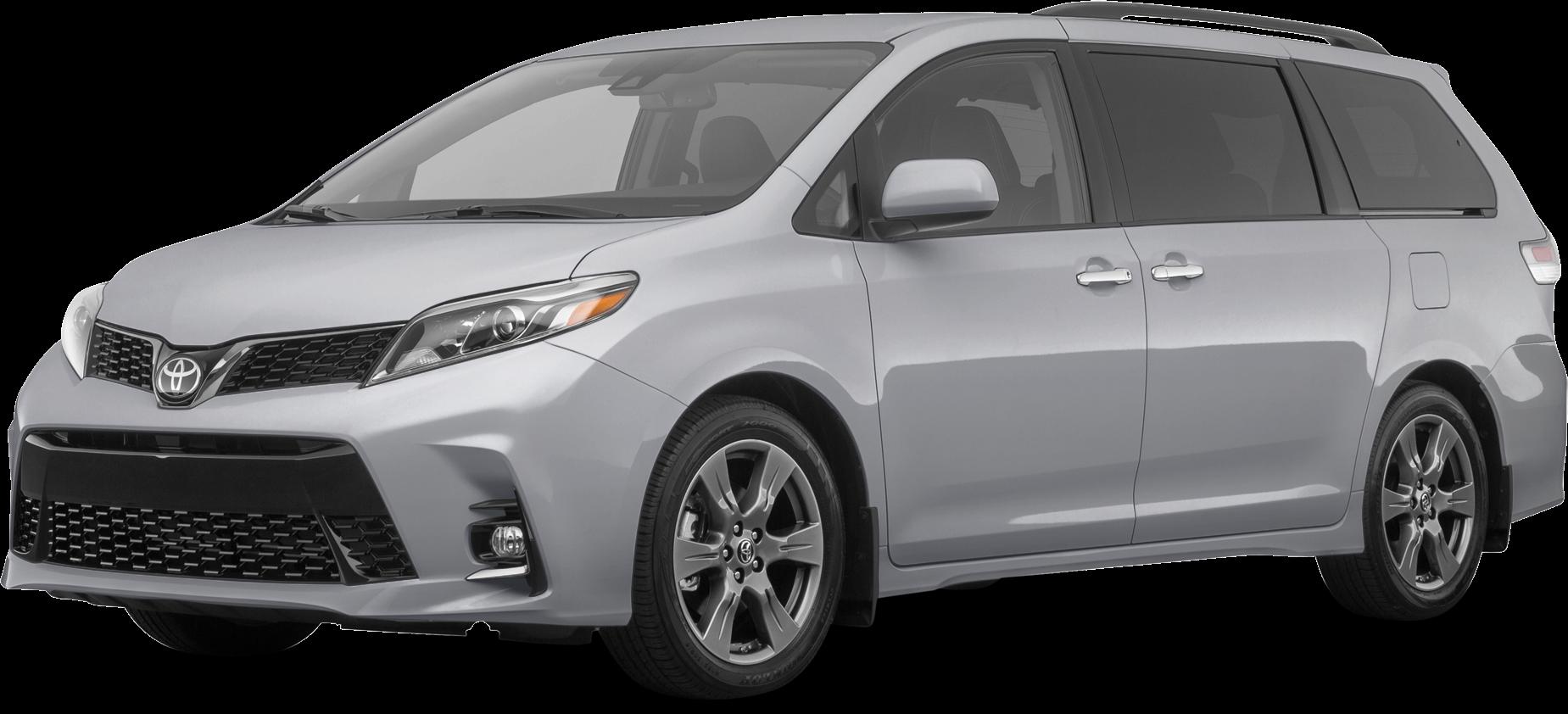 Best Minivan 2020.Best Van Minivans Pricing Mpg Reviews Kelley Blue Book