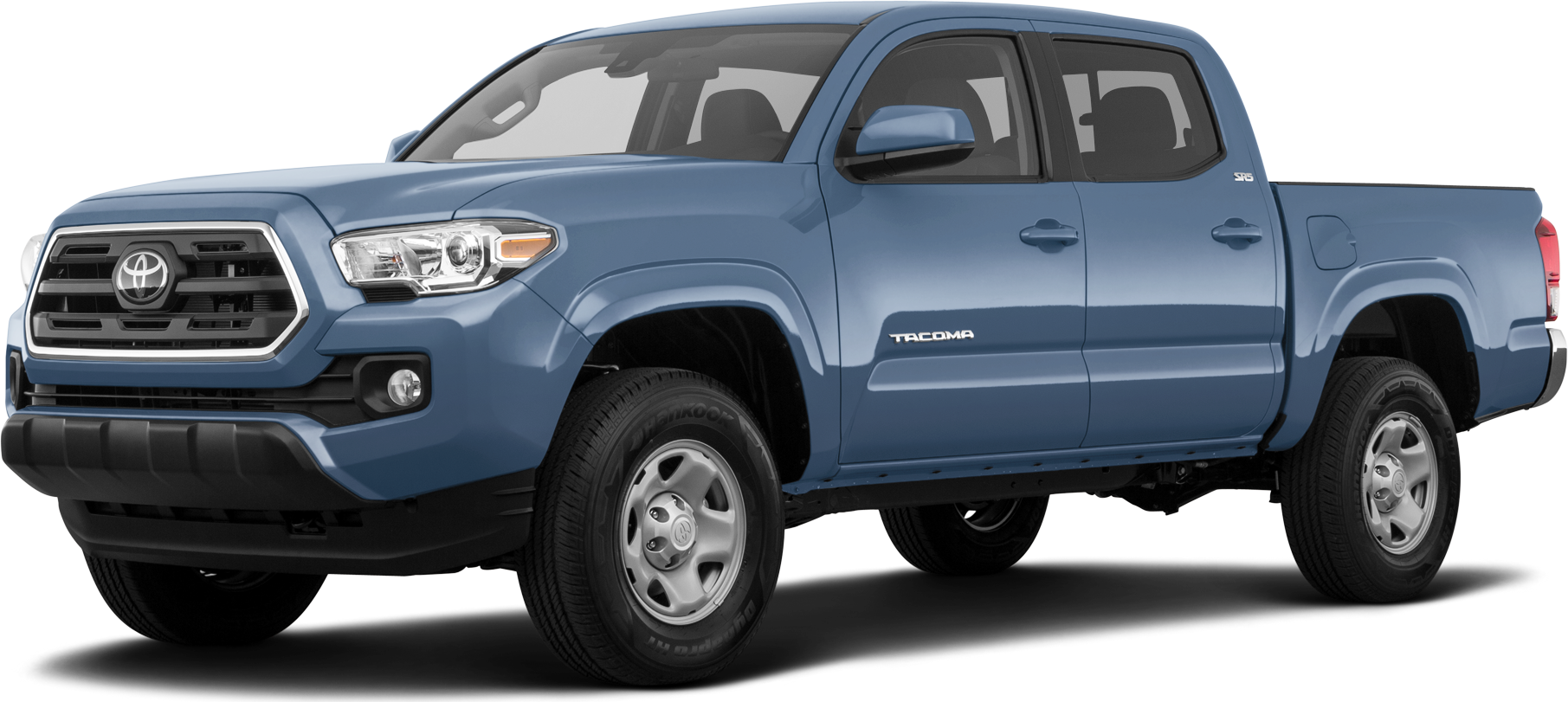 Blue Toyota Tacoma >> 2018 Toyota Tacoma Pricing Reviews Ratings Kelley Blue Book