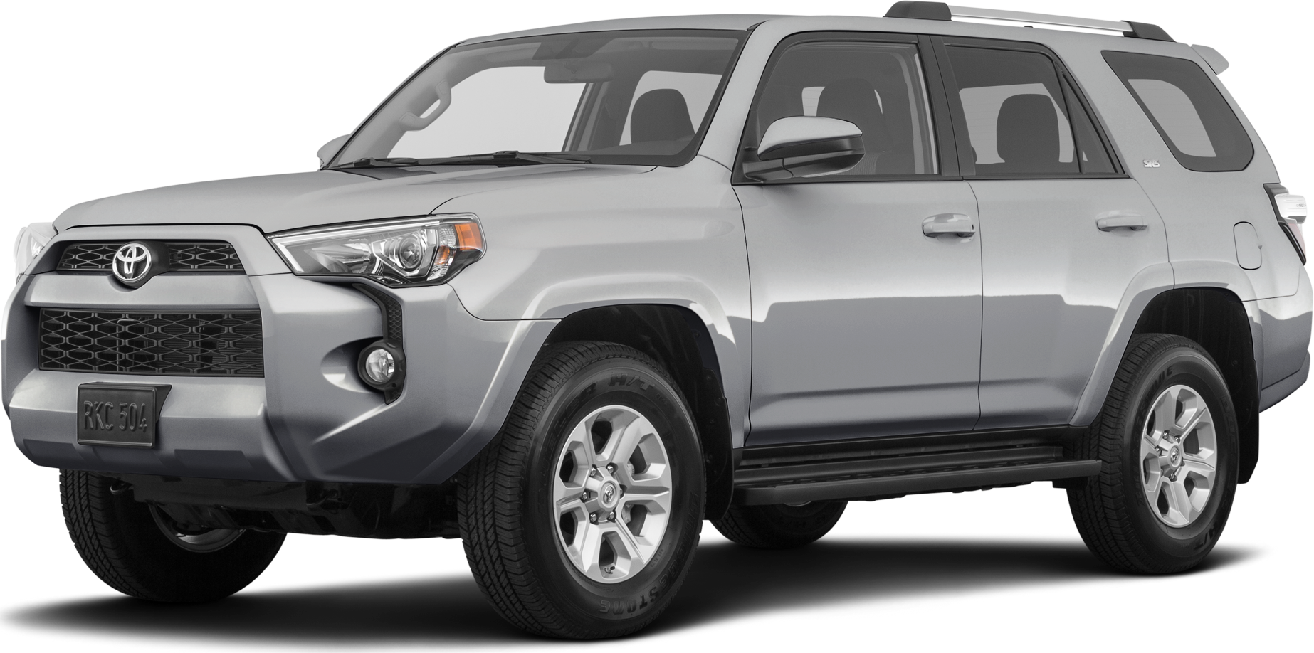 2019 Toyota 4runner Values Cars For Sale Kelley Blue Book