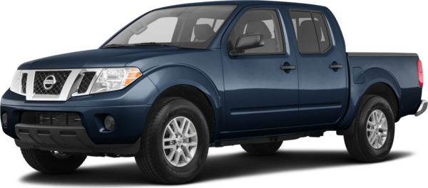 new 2020 nissan frontier crew cab sv prices | kelley blue book