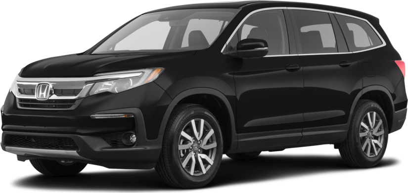 New 2021 Honda Pilot EX-L Prices | Kelley Blue Book