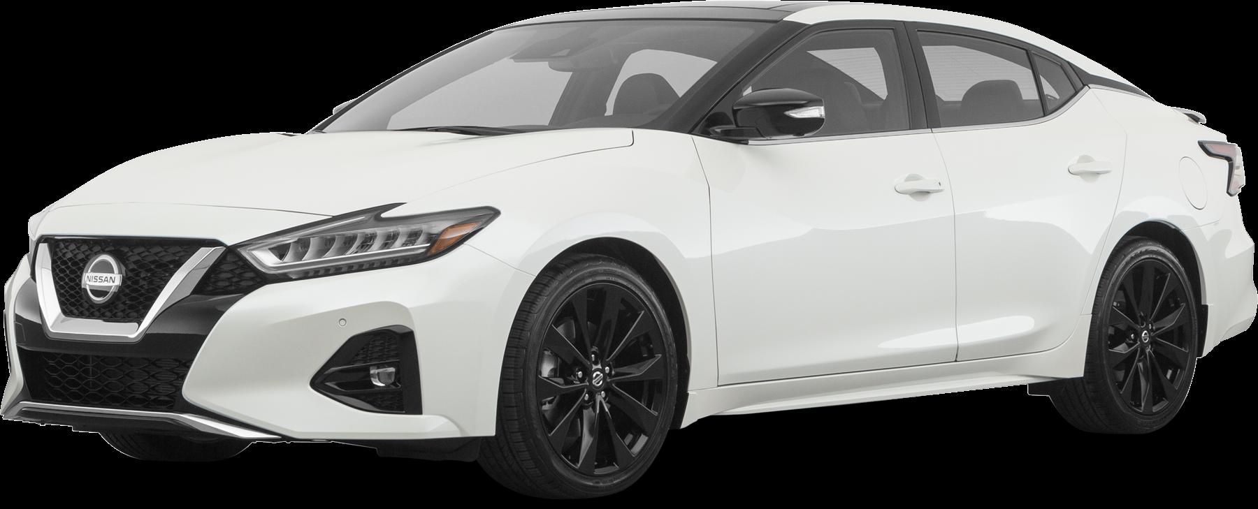 Used 2019 Nissan Maxima Sr Sedan 4d Prices Kelley Blue Book