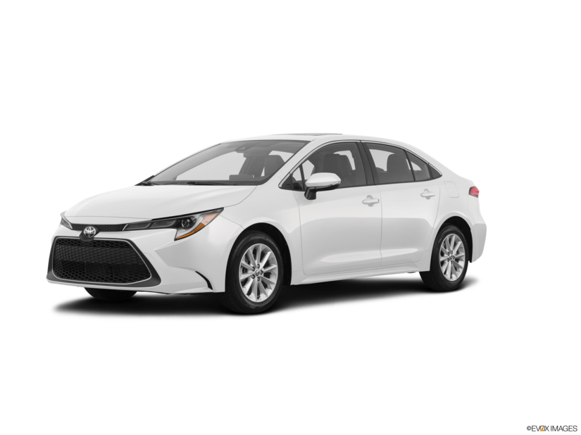 New 2021 Toyota Corolla XLE Prices   Kelley Blue Book