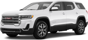 2021 gmc acadia prices, reviews & pictures | kelley blue book