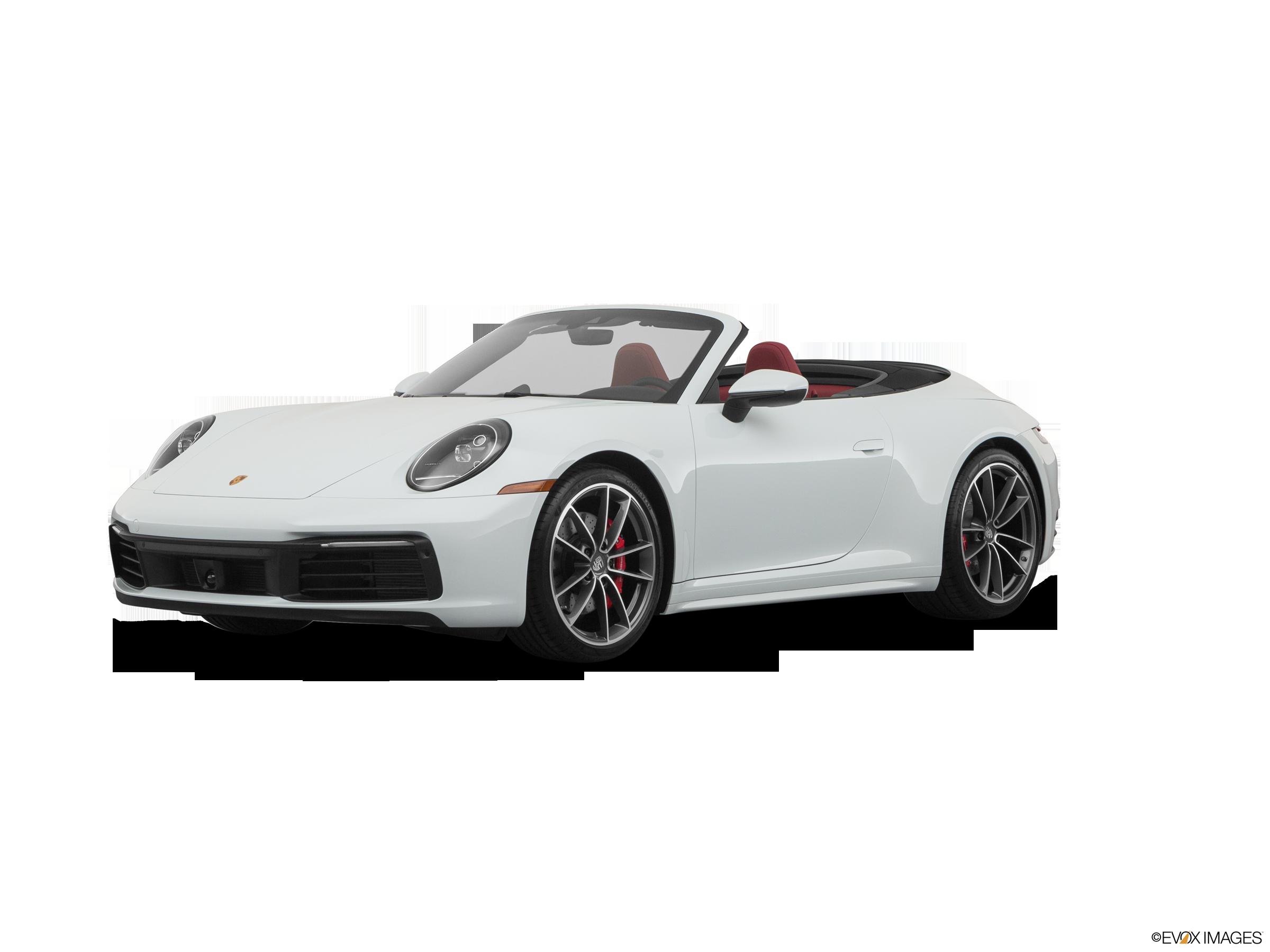 Porsche Convertible Models Kelley Blue Book