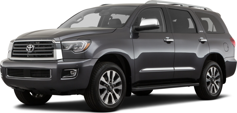 New 2020 Toyota Sequoia Limited Prices   Kelley Blue Book