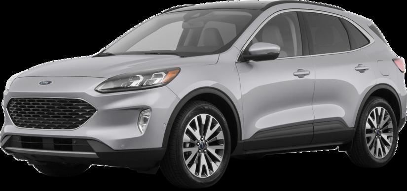 new 2020 ford escape titanium hybrid prices | kelley blue book