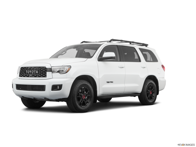 Top Consumer Rated SUVS of 2020 - 2020 Toyota Sequoia