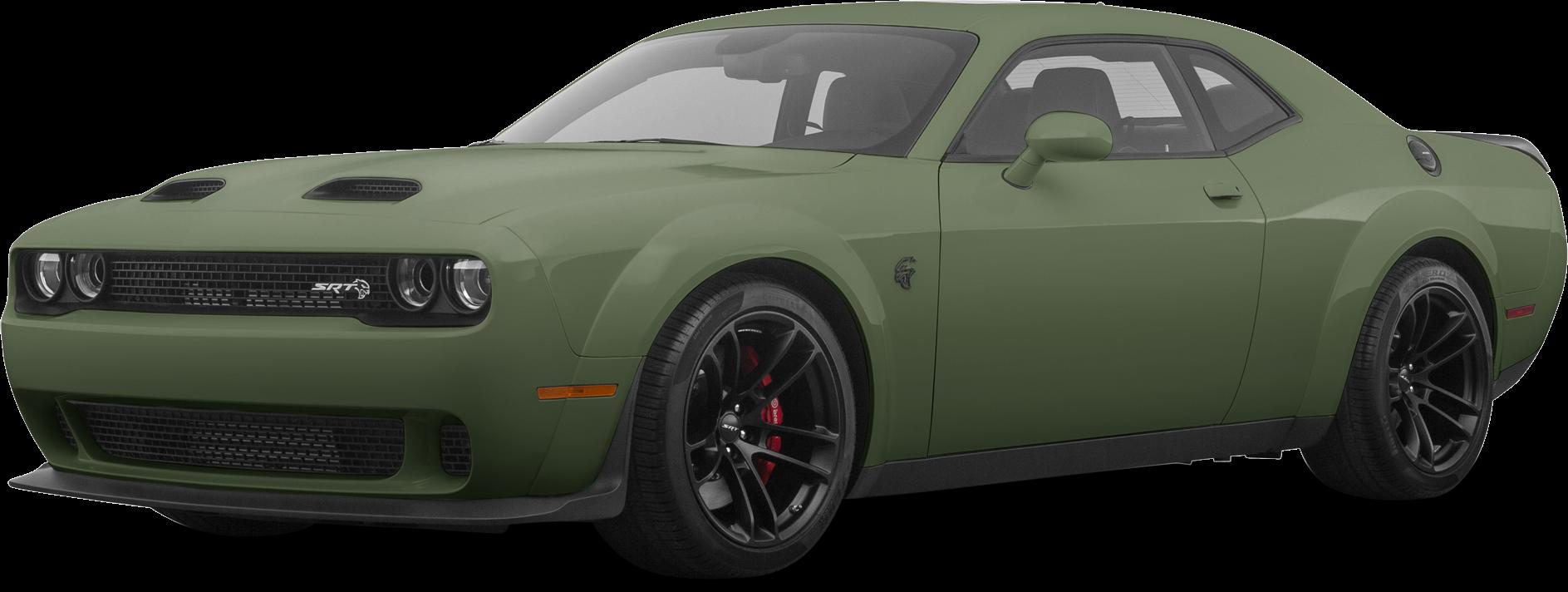 dodge hellcat kelley blue book New 2 Dodge Challenger SRT Hellcat Prices  Kelley Blue Book