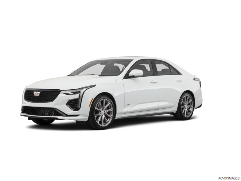 New 2020 Cadillac CT4 V-Series Prices | Kelley Blue Book