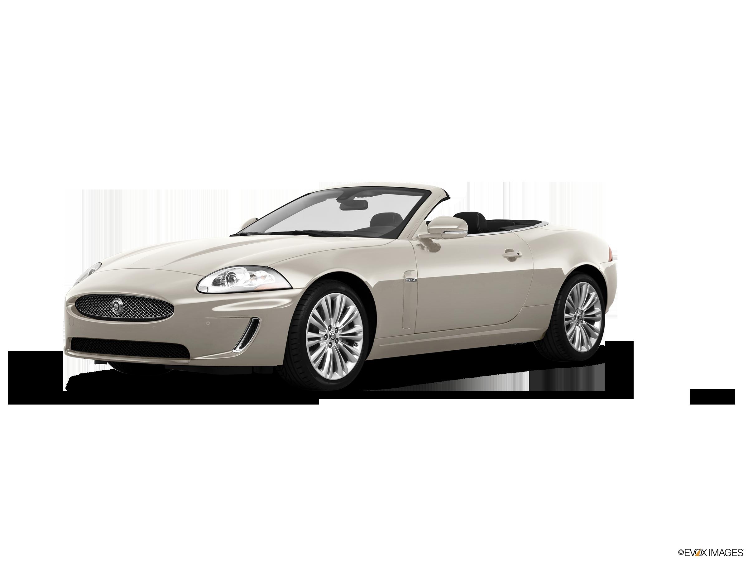 Used 2010 Jaguar Xk Xkr Convertible 2d Prices Kelley Blue Book