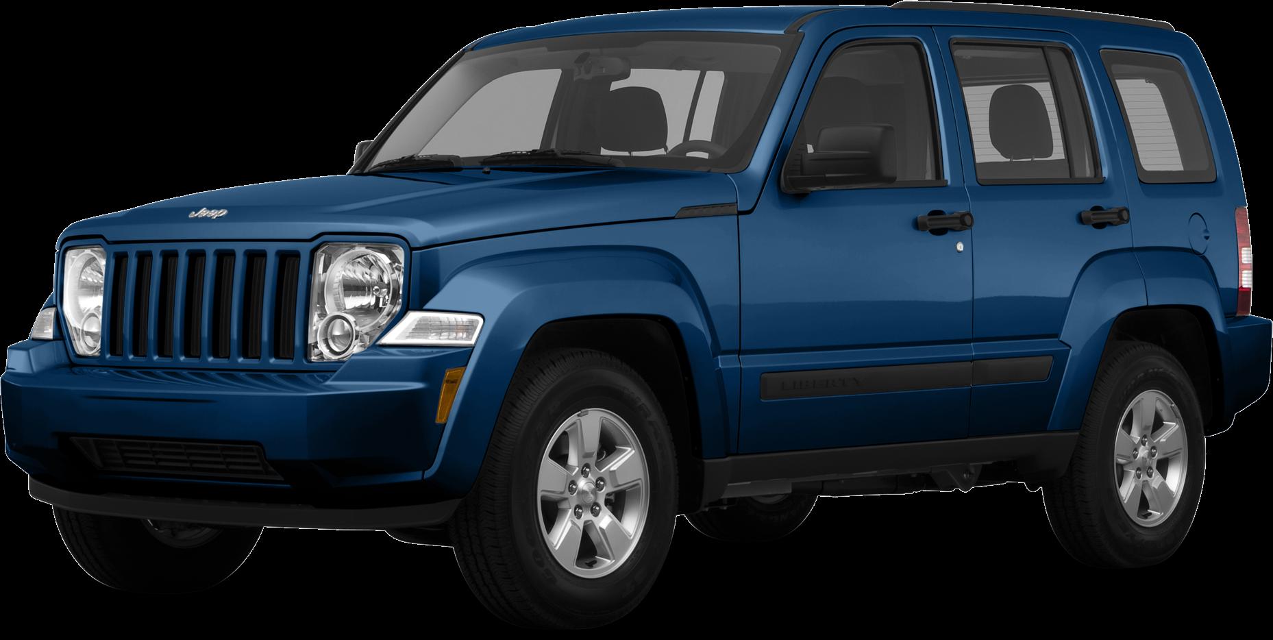 2012 Jeep Liberty Sport Blue