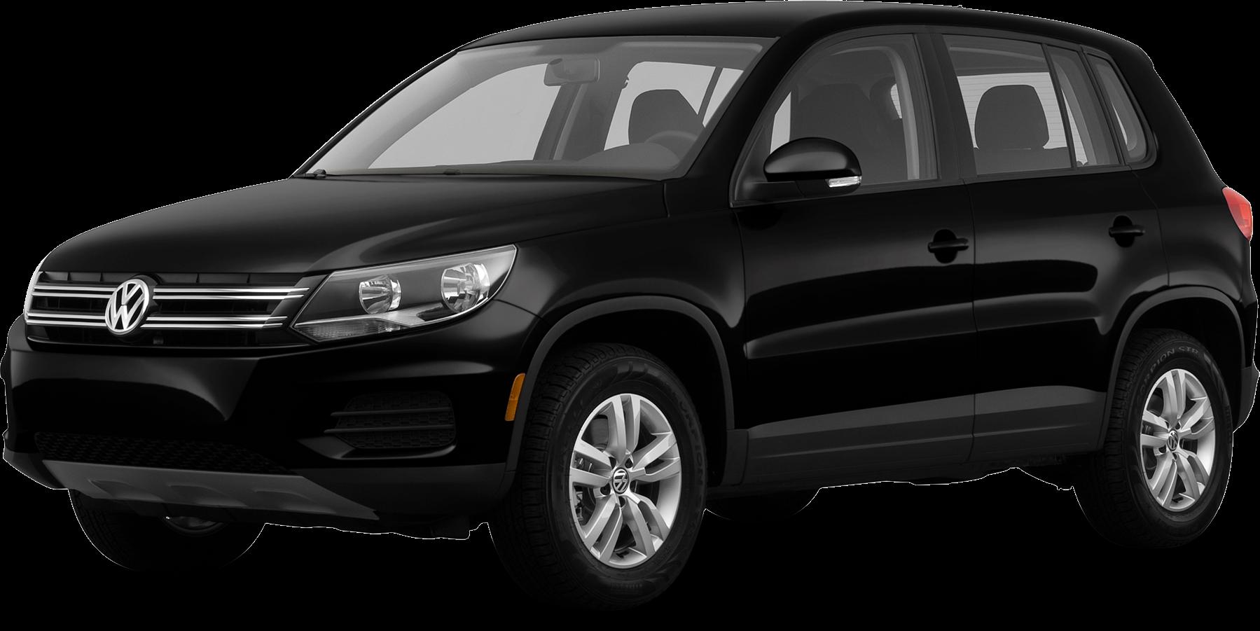 2012 Volkswagen Tiguan Values Cars For Sale Kelley Blue Book