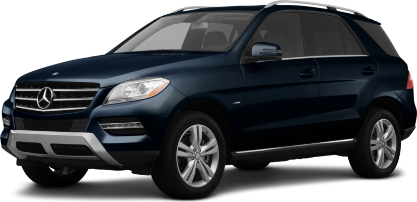 Used 2012 Mercedes-Benz M-Class ML 350 4MATIC Sport Utility 4D Prices   Kelley Blue Book