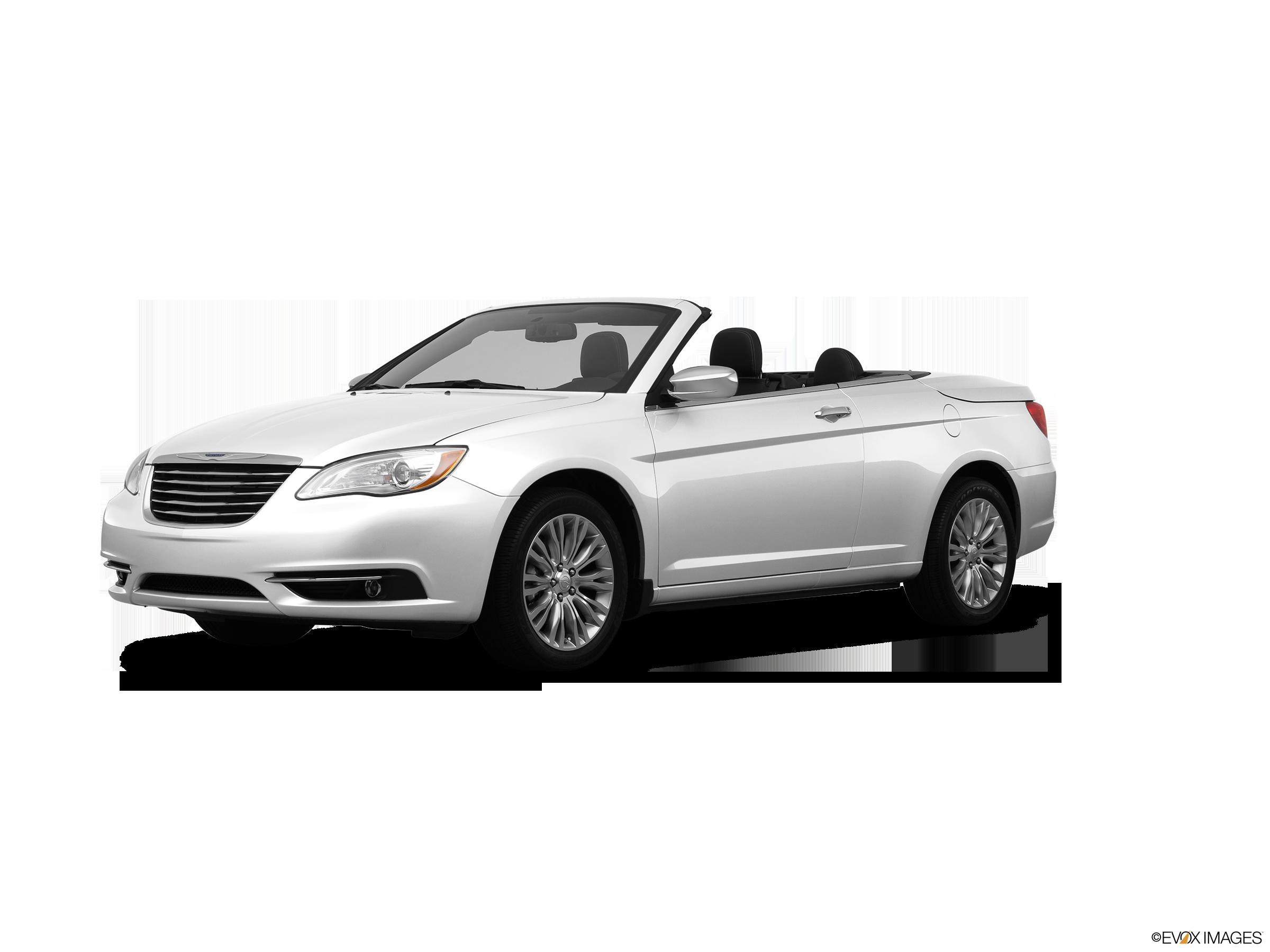 2020 Chrysler 200 Convertible Engine