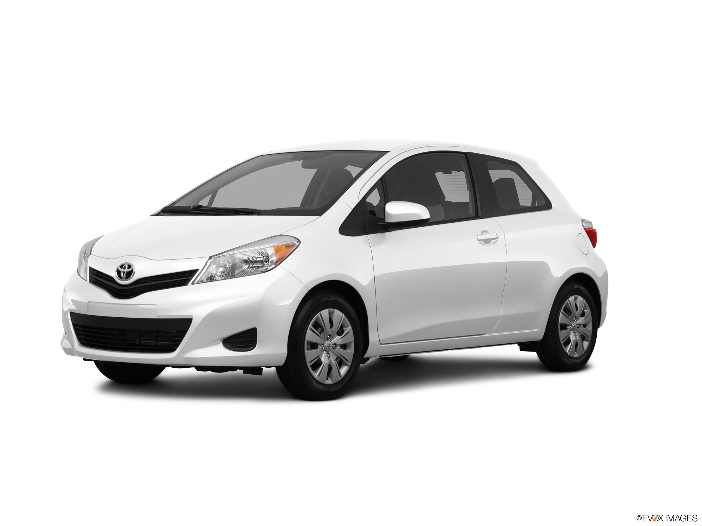 2012 toyota yaris values cars for