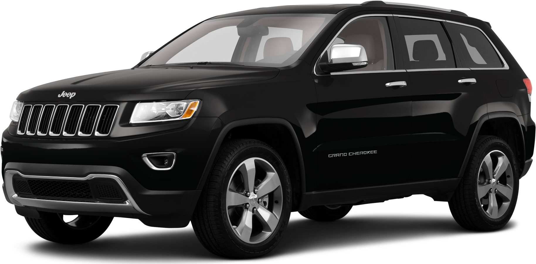 Used 2014 Jeep Grand Cherokee Limited Sport Utility 4d Prices Kelley Blue Book