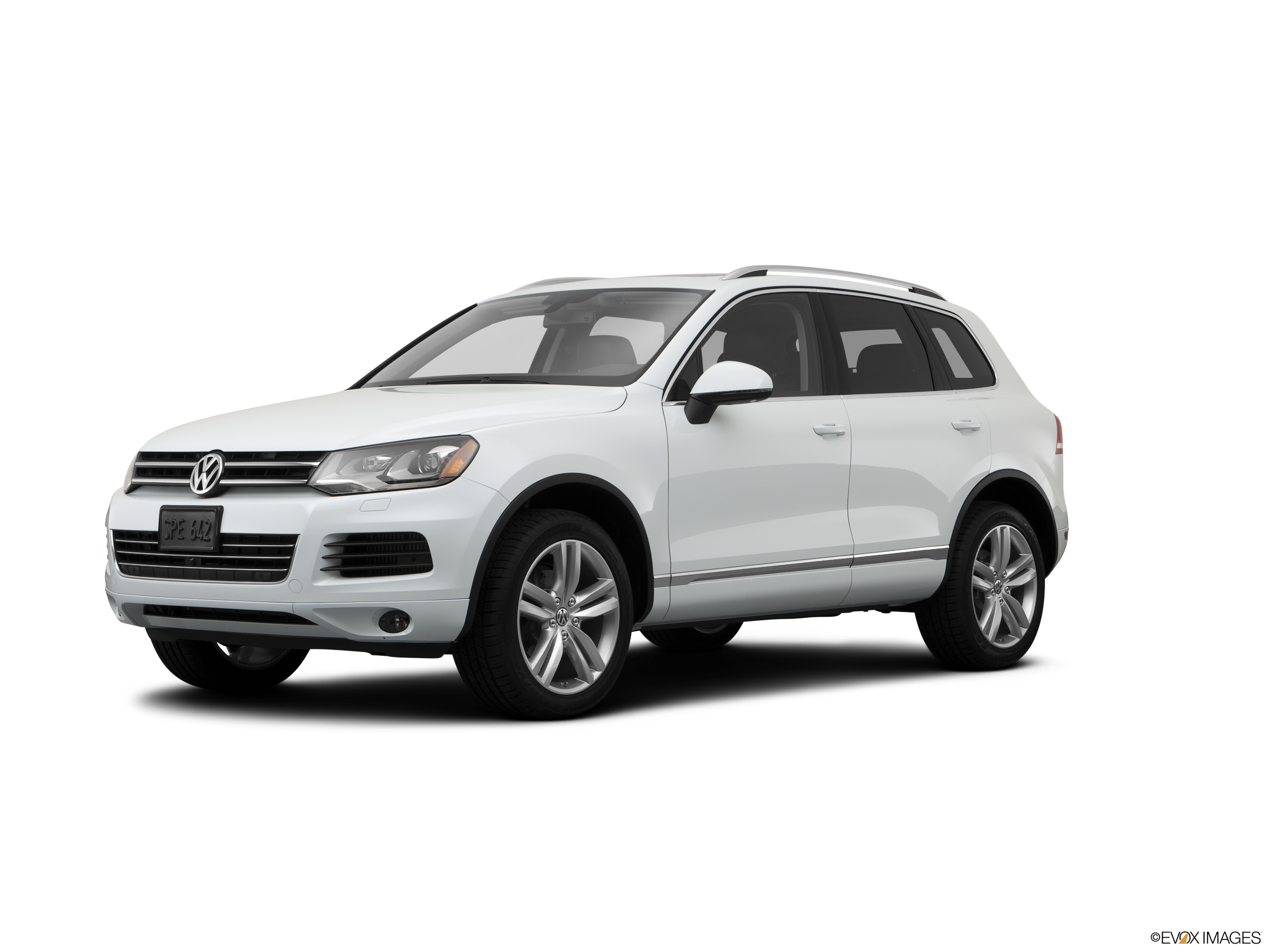 2014 Volkswagen Touareg Values Cars For Sale Kelley Blue Book