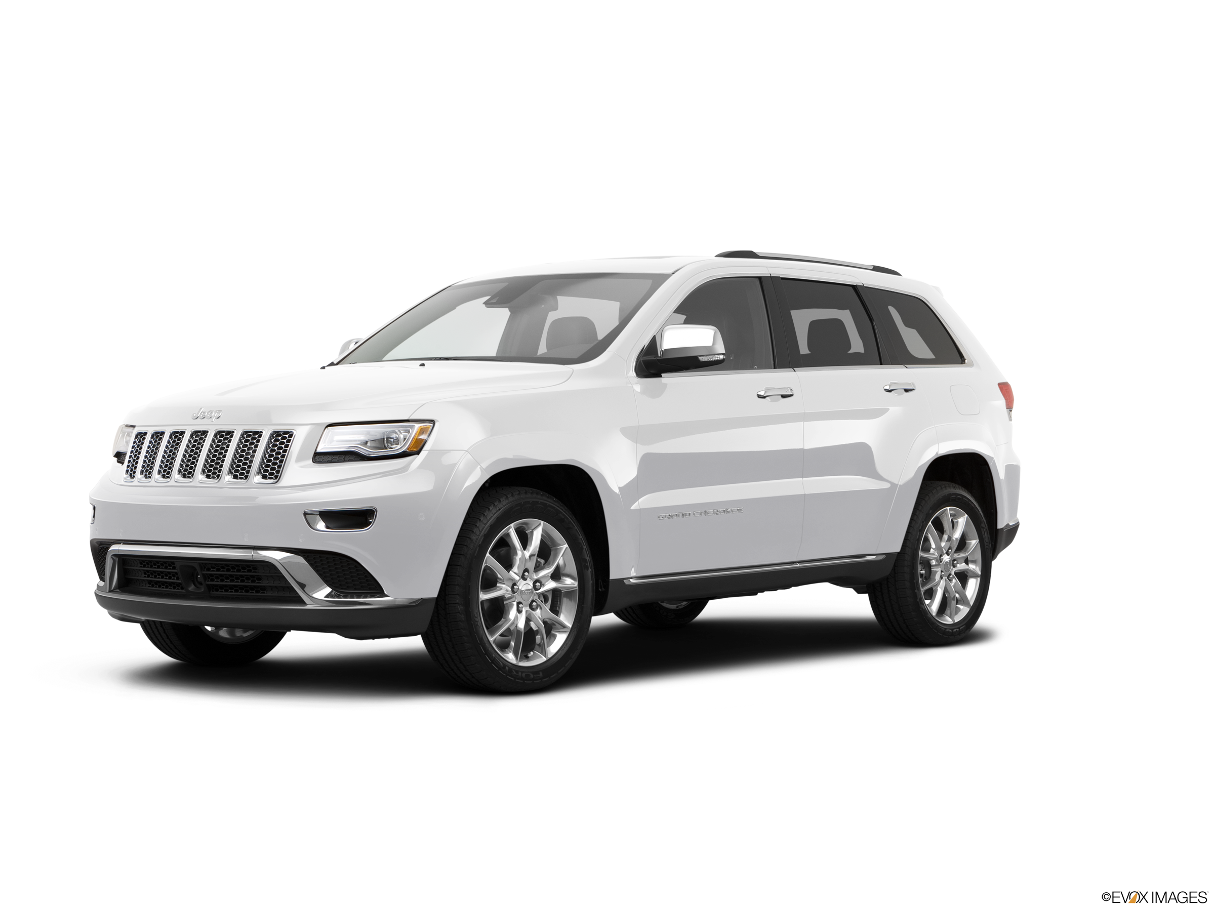 Used 2014 Jeep Grand Cherokee Summit Sport Utility 4d Prices Kelley Blue Book