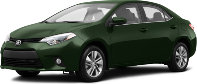 2014 Toyota Corolla LE Plus: Bestseller Tries On a ...   Toyota Corolla 2014 Blue