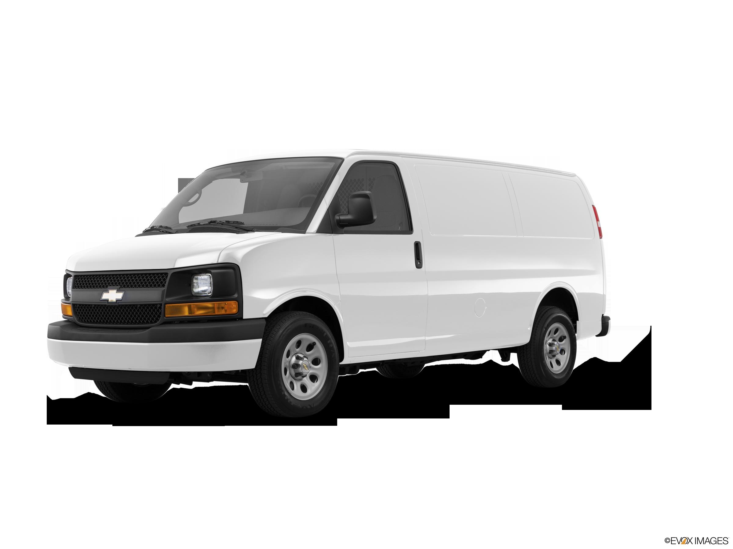 Chevrolet Van Minivan Models Kelley Blue Book
