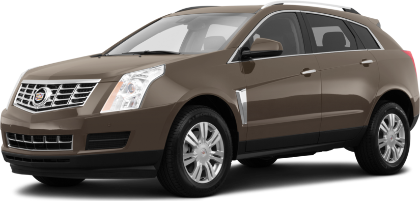 Used 2015 Cadillac SRX Luxury Collection Sport Utility 4D ...