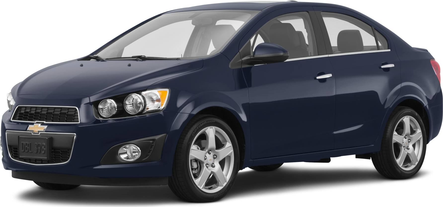 Used 2015 Chevrolet Sonic Values Cars For Sale Kelley Blue Book