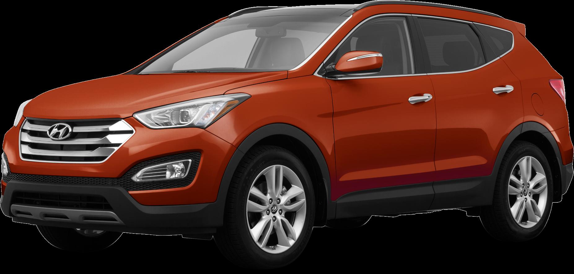 2015 Hyundai Santa Fe Sport Values Cars For Sale Kelley Blue Book