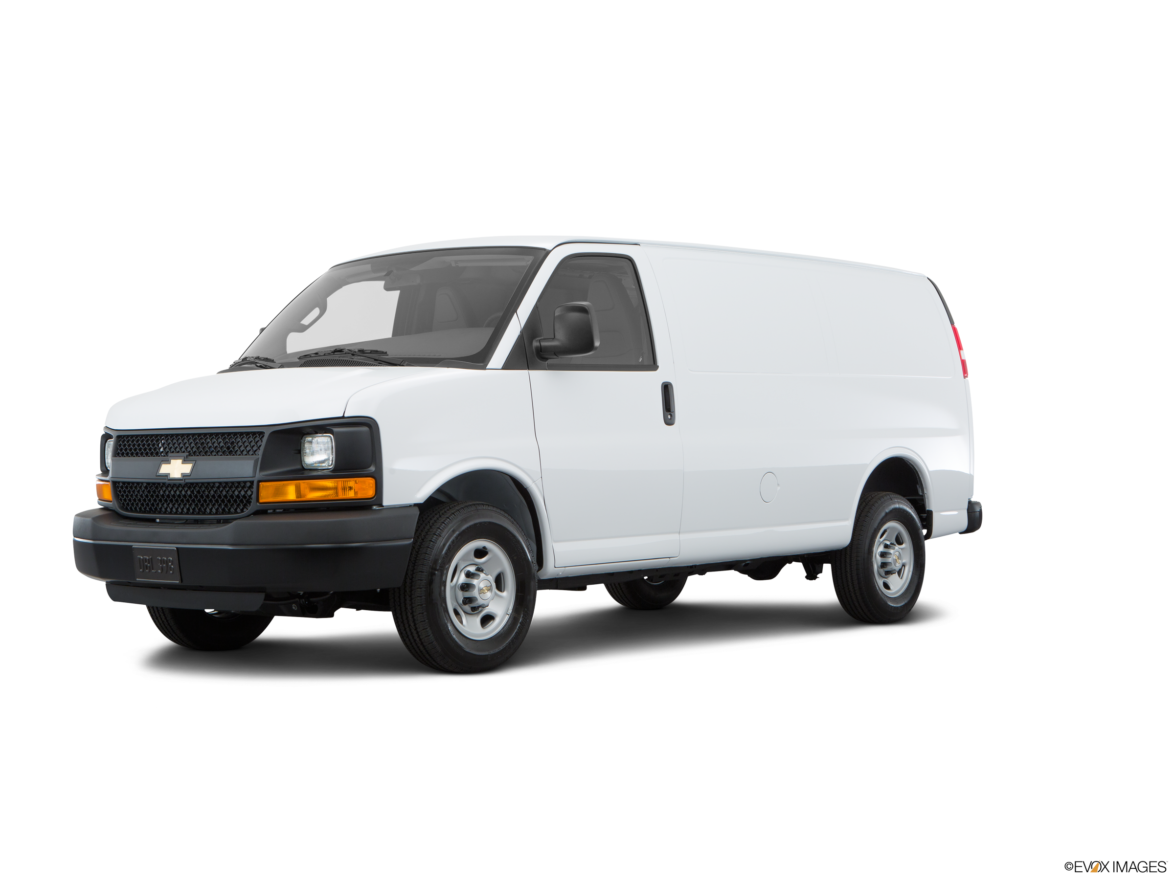 2017 Chevrolet Express 3500 Cargo | Pricing, Ratings, Expert